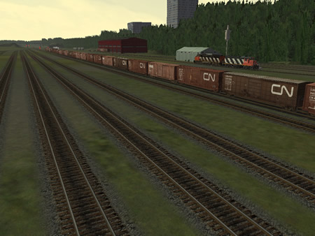 MSTS Review of Two Routes